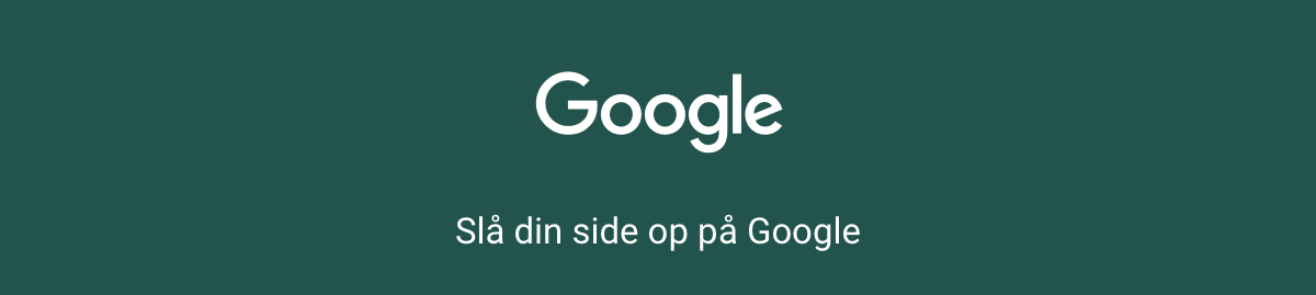 SEO-tips: Slå din side op på Google
